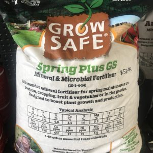 Grow Safe Spring Plus GS