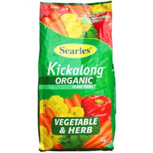 Kickalong Vegetable & Herb Organic Fertiliser