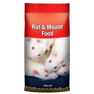 Laucke Mills Rat & Mouse Food
