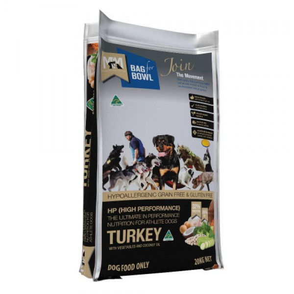 Meals For Mutts Turkey HP