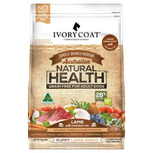 Ivory Coat Lamb with Coconut Oil