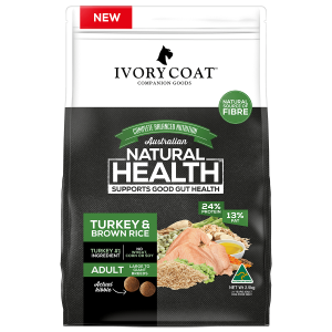 Ivory Coat Turkey & Brown Rice