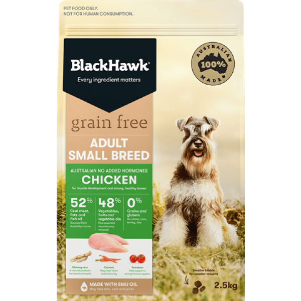 Black Hawk Chicken